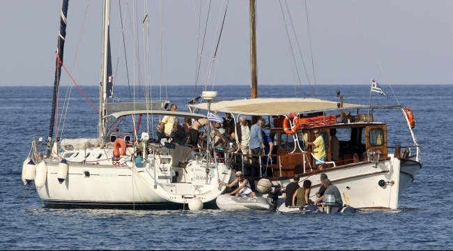 إسرائيل تتوقع السيطرة على أسطول الحرية فجر الاثنين