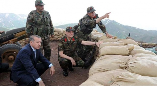 تركيا تعتزم  إقامة منطقة عازلة على حدودها مع سوريا