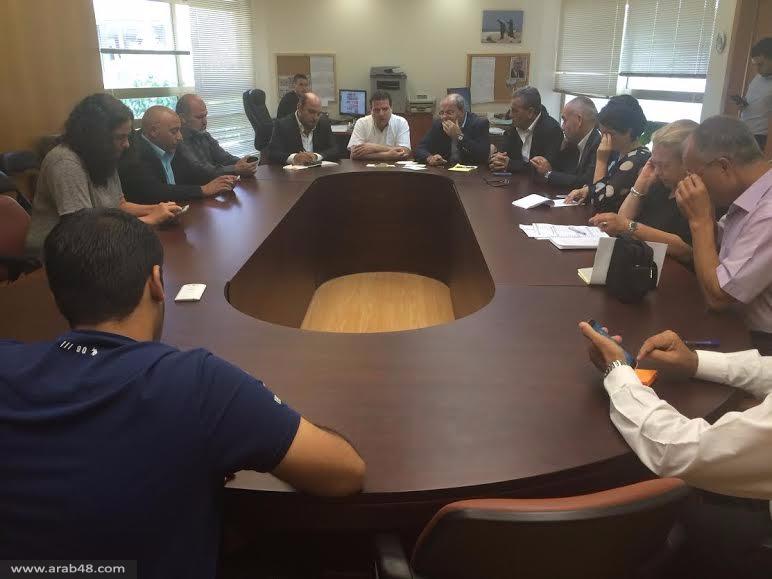 المشتركة: ساو مجرم لا يؤتمن على سلامة المجتمع العربي