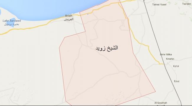 """سيناء: """"أنصار بيت المقدس"""" يفخّخون طرقات """"الشيخ زويد"""""""