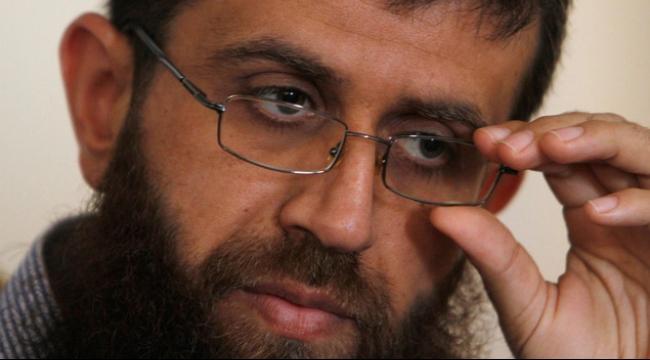 منظمة حقوقية: تحرير خضر عدنان من أصفاده أو التوجه للمحكمة