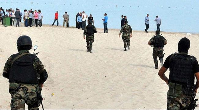 """تونس تعلن توقيف 8 بينهم امرأة يشتبه في علاقتهم """"المباشرة"""" بهجوم سوسة"""