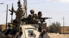 الجيش المصري يقتل 4 إرهابيين حاولوا الهرب من الشيخ زويد