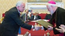 الفاتيكان يرفض تسليم إسرائيل نص الاتفاق مع الفلسطينيين