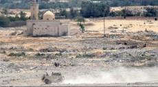 مقتل 5 مدنيين في سقوط قذيفة على منزل في الشيخ زويد