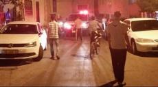 معاوية: إصابة شخص جراء إطلاق النار عليه
