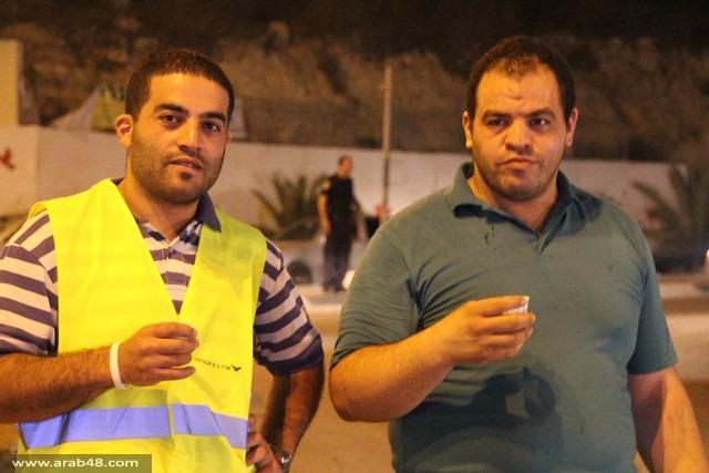 أم الفحم: أعداد الزوار الكبيرة تتسبب بأزمات سير عشية العيد