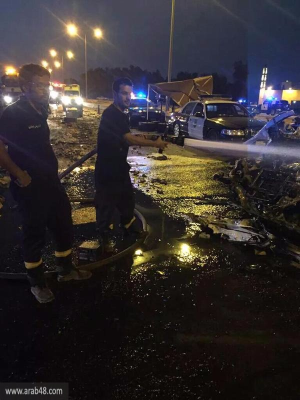 السعودية: انفجار سيارة في الرياض ومقتل سائقها