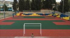 معاوية: استعدادات لإقامة ملعب قدم مصغرة