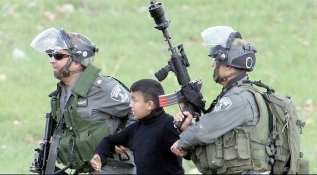 إسرائيل تنتهك حقوق الأطفال الفلسطينيين وتستعمل قوة غير مبررة
