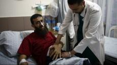 نقابة الأطباء التقت الأسير عدنان: الكنيست تبحث قانون الإطعام القسري