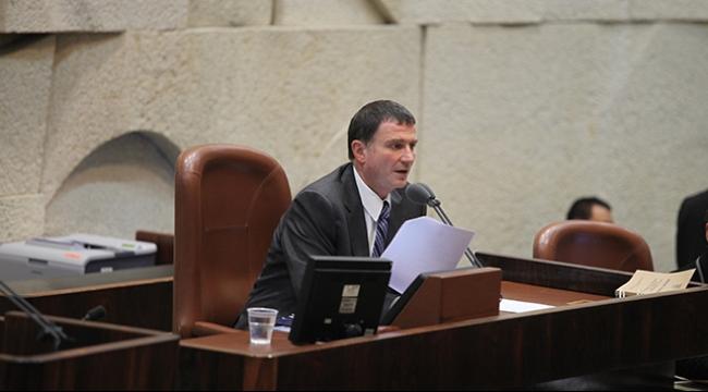 رئيس الكنيست يمنع دخول وفد برلماني أوروبي للقاء المشتركة