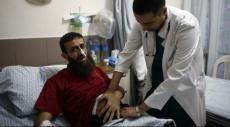 نقل الأسير خضر عدنان للمستشفى لتدهور صحته