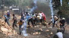 إصابات بالرصاص خلال قمع الاحتلال لمسيرات في الضفة