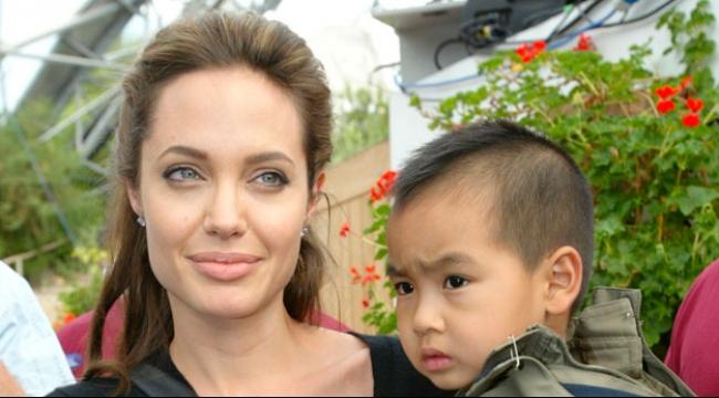 أنجلينا جولي تُخرج فيلمًا عن كمبوديا موطن ابنها