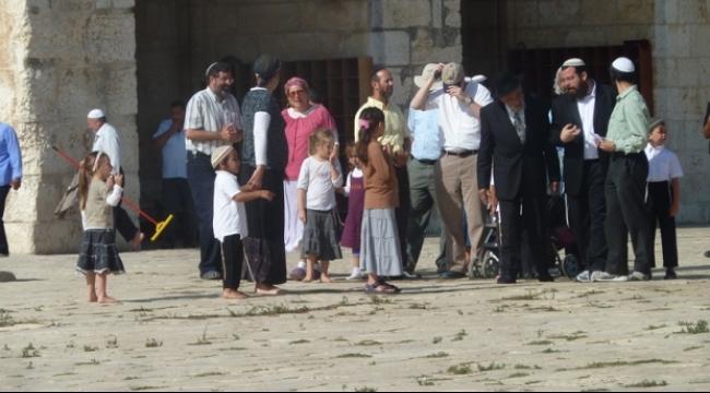 """القدس: الاحتلال ينفذ حملة اعتقالات عشية """"ذكرى خراب الهيكل"""""""