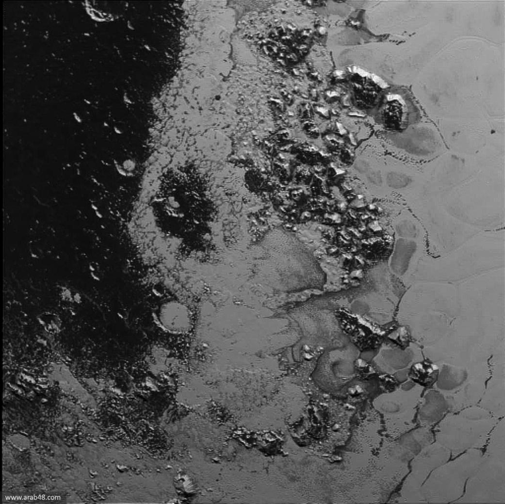 ناسا تراقب حالة الطقس على بلوتو