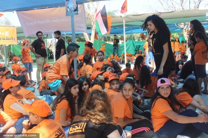 مخيم الهوية يواصل رسالته الوطنية للعام الخامس عشر
