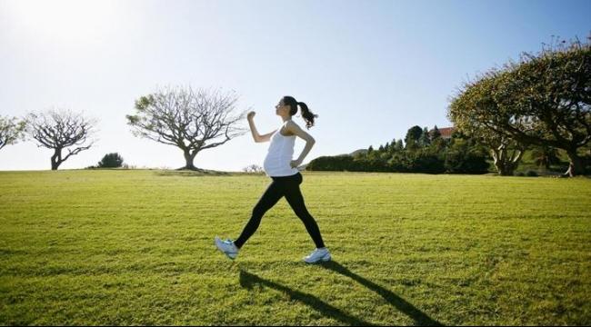 الشهر التاسع من الحمل: المشي ثم المشي