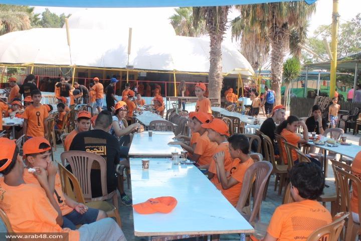 مخيم الهوية: فعاليات ثقافية وتنشئة وطنية للنشء