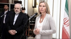 موغيريني في طهران لبحث تطبيق الاتفاق النووي