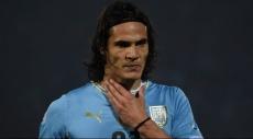 كافاني يتغيب عن الأوروغواي لمباراتين بسبب اهانة الحكم