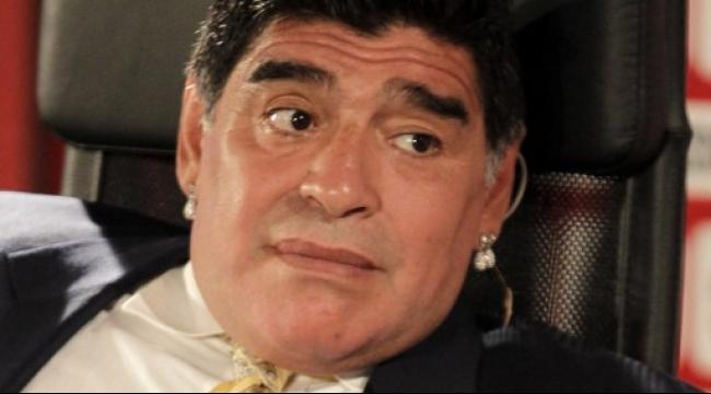 الأسطورة مارادونا يعلن نيته لإشغال منصب في الفيفا