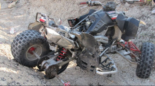 بقعاثا: إصابة فتى بجروح حرجة بحادث طرق