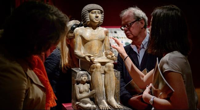 فشل محاولات مصريّة لاسترداد تمثال عمره 4400 سنة