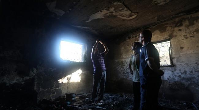 إرهاب المستوطنين: استشهاد رضيع في إحراق منزل قرب نابلس