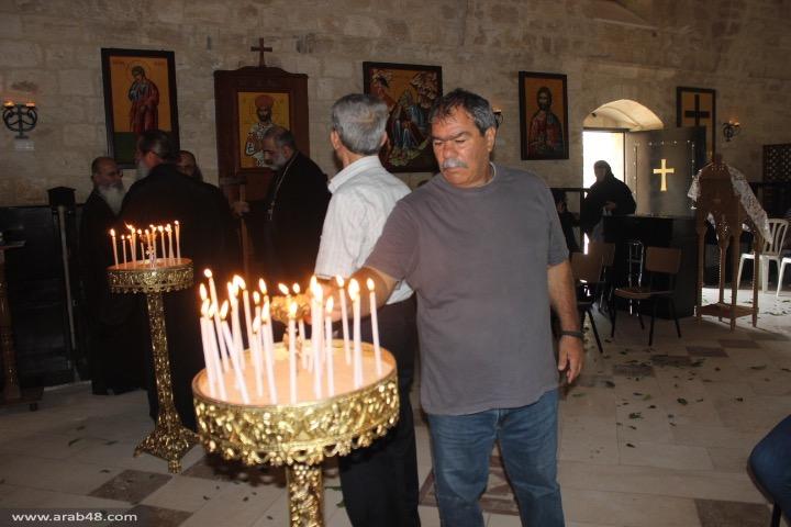معلول: قدّاس احتفالي بعيد مار إلياس