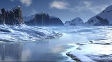 دراسة: ذوبان الأنهار الجليدية يسجل معدلا قياسيا