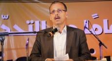 عبد الفتاح يطرح مقاطعة إسرائيل في مؤتمر دولي