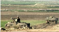 قطاع غزة: توغل آليات الاحتلال وسط إطلاق نار