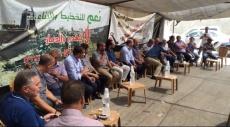 القائمة المشتركة: إسرائيل تهجر العرب بأساليب كولونيالية