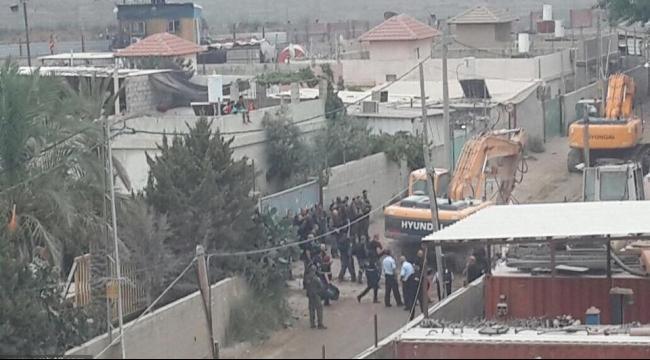 العفو الدولية تستنكر هدم إسرائيل لمنازل العرب في دهمش وسعوة