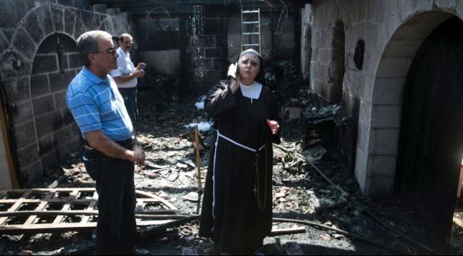 تمديد اعتقال حفيد كهانا بشبهة دوره في إحراق الكنائس والمساجد
