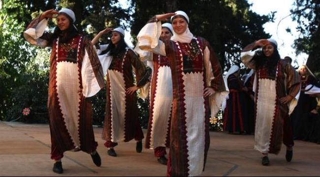 بدء عروض مهرجان فلسطين الدولي للرقص والموسيقى