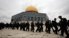 عصابات المستوطنين اليهود تواصل اقتحامها للأقصى