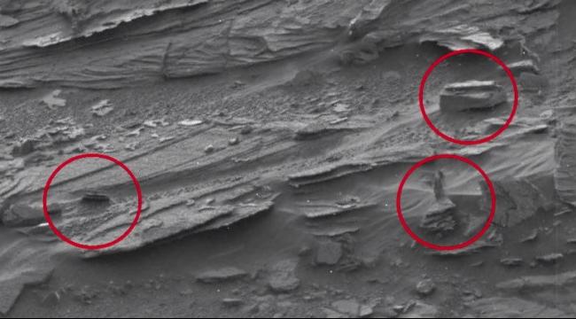 بالصور والفيديو: إمرأة على سطح المريخ؟