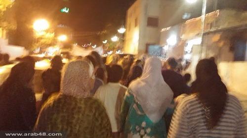 جسر الزرقاء: مسيرة شموع نسائية لروح رامي عماش