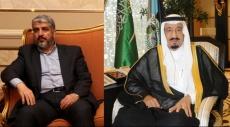 للمرة الثانية خلال شهر: مشعل يلتقي سلمان بن عبدالعزيز