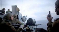 غزة: زوارق الاحتلال الحربية تستهدف مراكب الصيادين الفلسطينيين