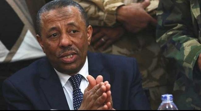 استقالة رئيس حكومة ليبيا المؤقتة على الهواء مباشرة... ويتراجع؟