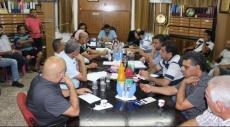 مجد الكروم: إلغاء جلسة المجلس بسبب تغيّب 8 أعضاء