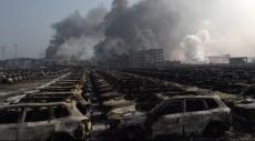 الصين: مصرع 17 وإصابة 400 وفقدان الاتصال بـ36 في انفجارين