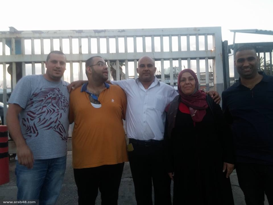 معتقلو تظاهرة عسقلان: تمديد اعتقال صبيح والإفراج عن الباقين