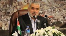 هنية: حماس لن تقبل بدولة منفصلة في غزة