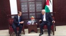 هرتسوغ يلتقي عباس برام الله: يجب منع انتفاضة ثالثة