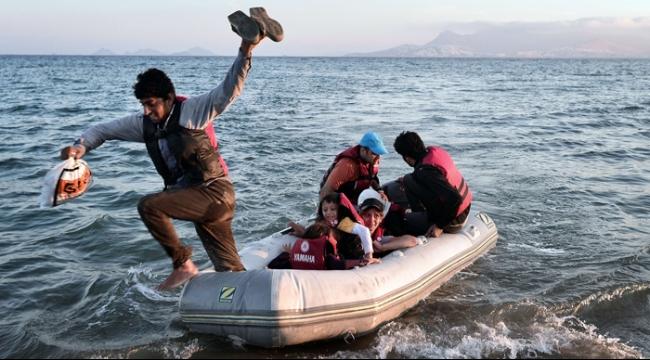 اليونان: 21 ألف مهاجر خلال أسبوع